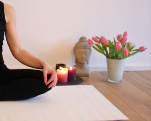 Das kleine Yogastudio in Bad Soden im Taunus