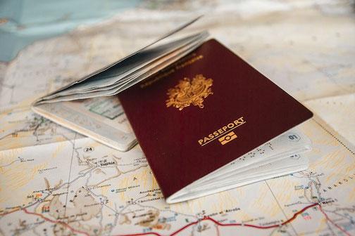 Einreisedokumente Ägypten