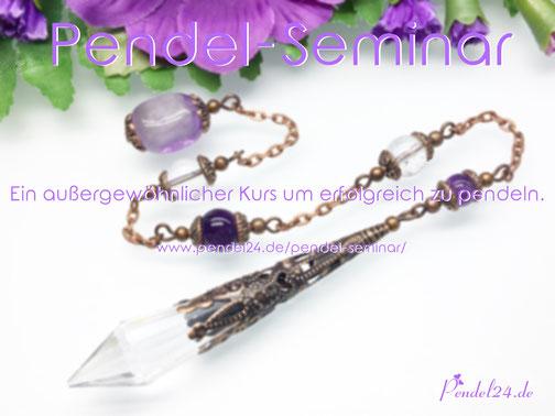 Pendelkurs, Pendel-Seminar, Außergewöhnlicher Pendelkurs,