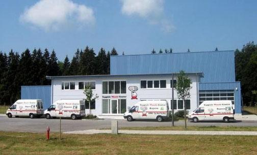 Teppich-Wasch-Center Bayern in Andechs/Rothefeld Front-Ansicht