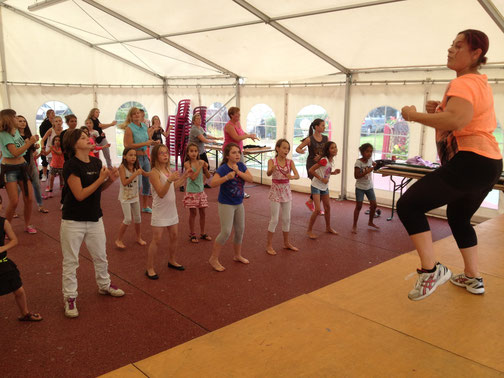 animation camping picardie