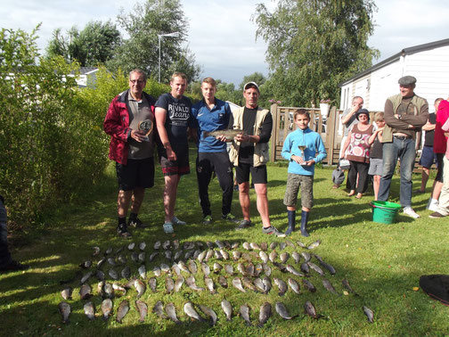 étangs de pêche camping picardie