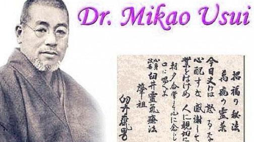 les 5 preceptes de mikao Usui