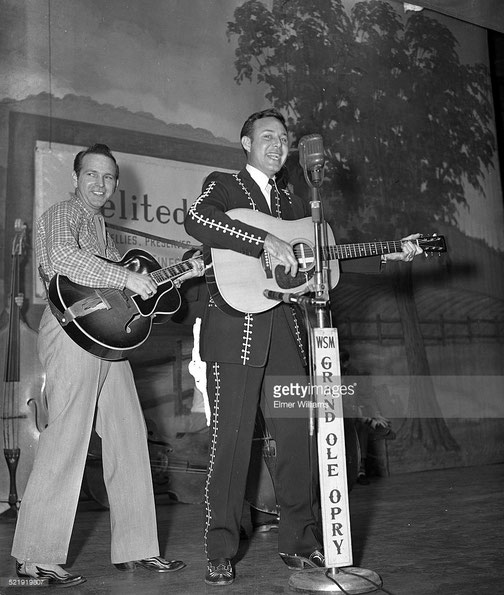 1959 Grand Opry, Nashville, TN.