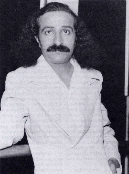 1932 : Meher Baba on the S.S. Monterey which sailed on its maiden voyage from Los Angeles  for Honolulu and Australia.