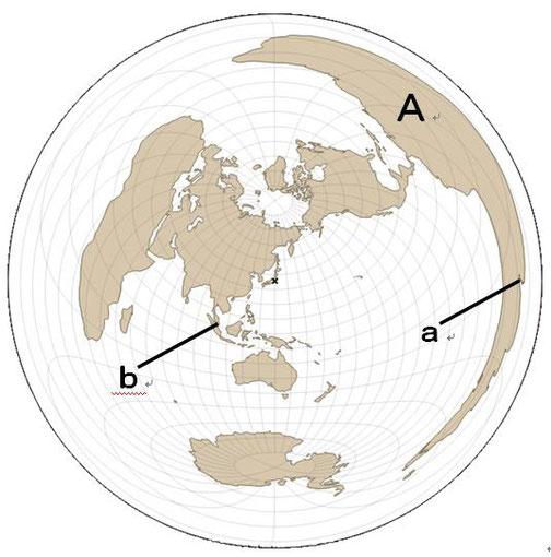 正 距 方位 図法 どこでも方位図法 - maps.ontarget.cc