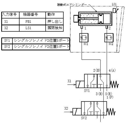 図2 誤った回路の例