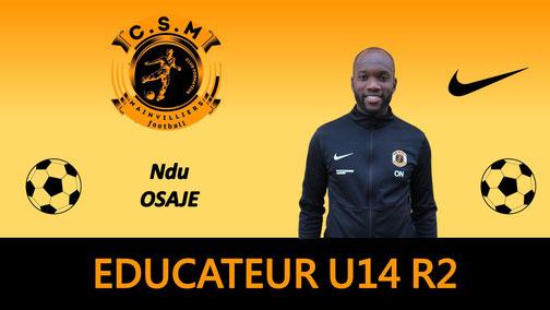 Ndu CS Mainvilliers Football
