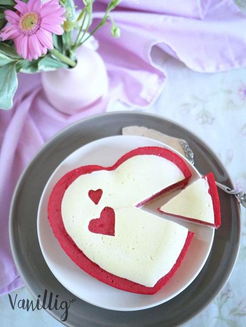 Rezept Erdbeermousse Torte
