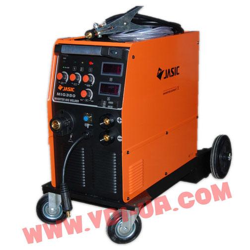 Полуавтомат Jasic MIG 350 (N293)
