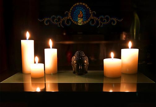 Tienda de velas y ceras