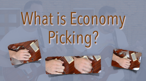 Guitar Technique: What is Economy picking