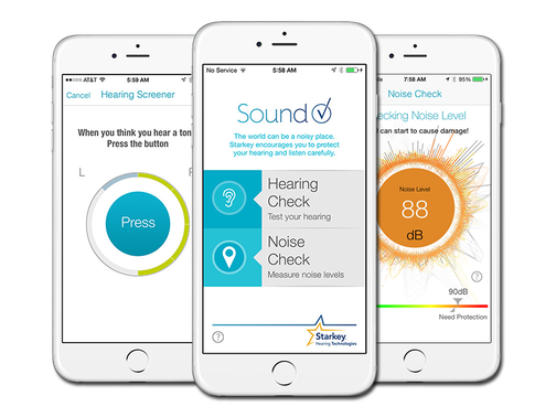 Starkey Thrive App