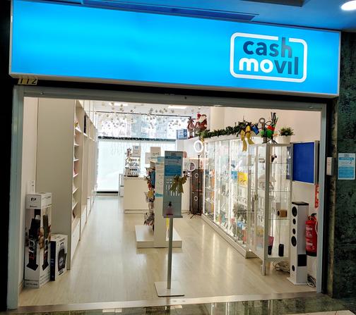 Cashmovil en Candelaria - Centro Comercial Punta Larga