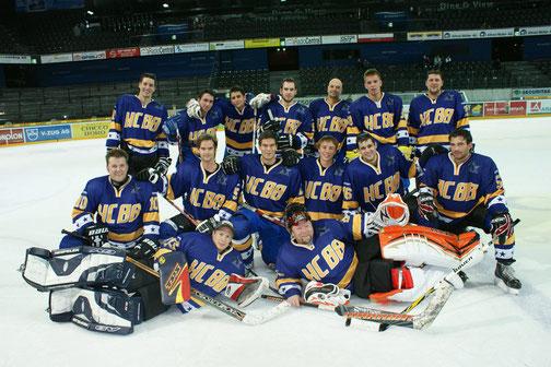 Mannschaftsfoto 2010
