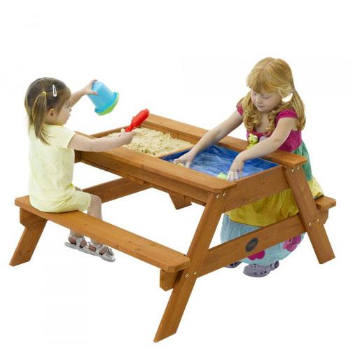 песочница деревянная детская