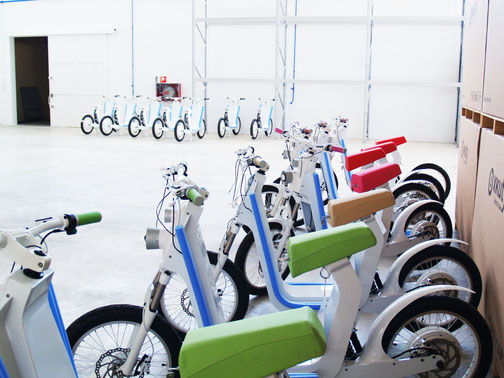 fabrica de motos eléctricas en España