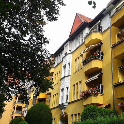 Rüdesheimer Platz - Berlim Wilmersdorf - Rheingau Viertel