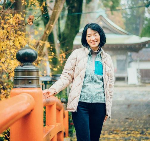 Tour du Lac Biwa, Hiromi Kawaguchi