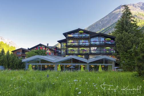 Hotel Pirmin Zurbriggen, Saas Almagell, Wallis, Schweiz, photoadventure.ch, dk-photography.ch,  Photographer/Fotograf: Daniel Kneubühl