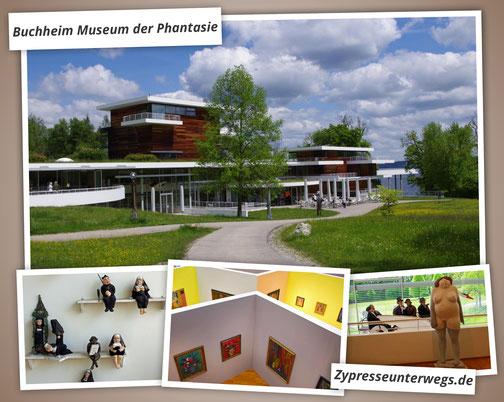 Buchheim Museum der Phantasie in Bernried