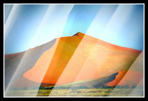 Dune 45 (Sossusvlei, Namibia)