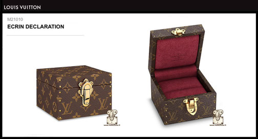 M21010 Ecrin déclaration Louis Vuitton prix neuf 1100 euros