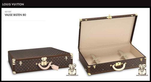 prix valise neuve louis vuitton Bisten 80 M21322