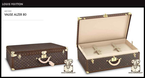 prix valise neuve louis vuitton alzer 80 M21222 6500 euros