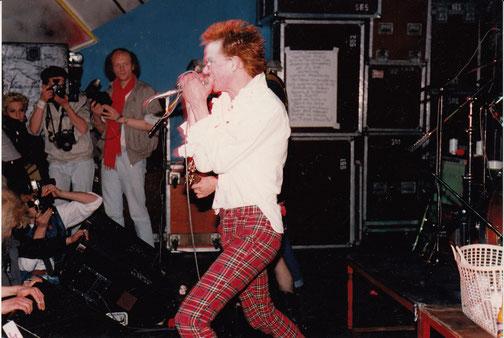Äni(x)Väx im Odeon, Abschiedskonzert am 14.2.1988