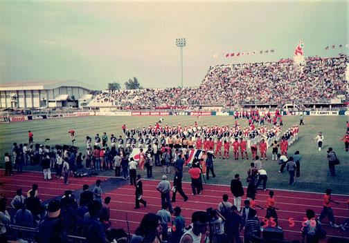 1995.5.26 アトランタオリンピック アジア地区 一次予選 タイラウンド