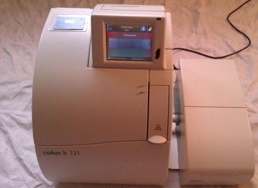 Cobas b 121 System Analysegerät für Praxis und Laborbedarf/ Medizin/ Chemie