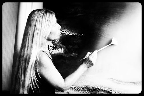 Carole Bécam - Artiste peintre - english version