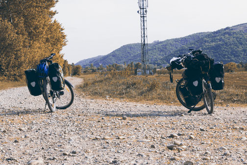 Biking to Spain, bike trip, lonelyroadlover