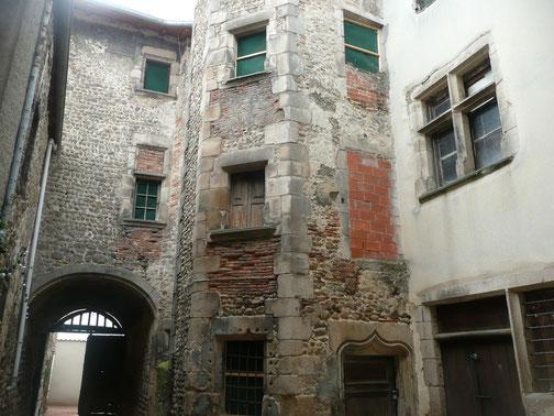 Maison du xv souscription saint marcellin patrimoine Origine du mot maison