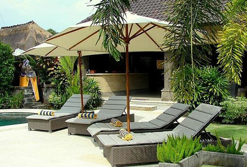 Sanur villa for rent with 3 bedrooms. Bali villa for rent by owner