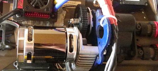 Getriebe des E-Revos