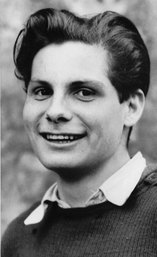 Karlheinz Gonda (1930–1953)