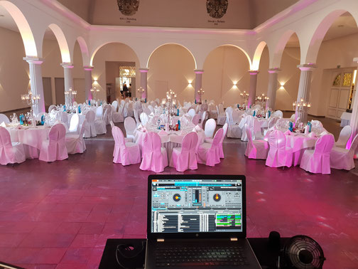 DJ Schloss Wachenheim Palais