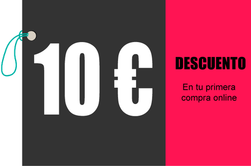 vale regalo 10 € en DeDulce Boutique Infantil
