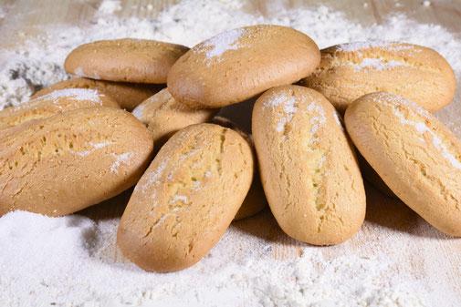 Biscotti zuccherini - 0,400 kg.