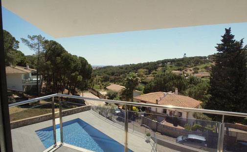 Louer une belle villa avec piscine pour les vacances à LLoret de Mar