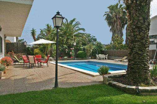 Villa pour 6 personnes à louer vacances Lloret de mar