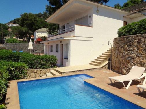 Location vacances villa pour 14 personnes Lloret de Mar