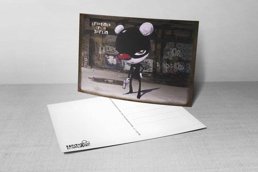andras bartos  pop art leinwanddruck canvas print berlin postkarten