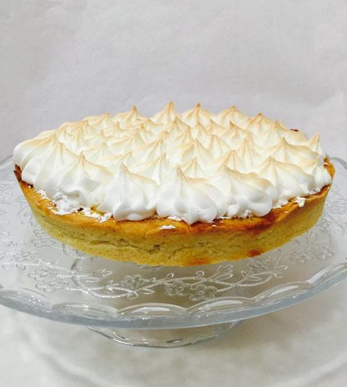 Lemon pie hecho al estilo clásico | Dulce Dorotea