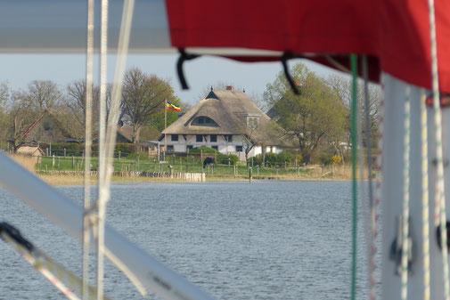 Ostsee Fischland Krimi Corinna Kastner Wustrow Darß Zingst Mecklenburg-Vorpommern Stralsund Barnstorf