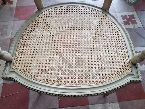 la Chaiserie de lyon, cannage de sièges, chaises, fauteuil