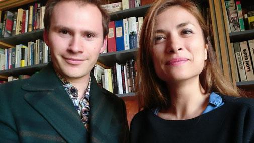 crédit photo: gracieuseté – Benjamin Boutin etMarie-Astrid Berry, fondateurs de Francophonie sans frontières