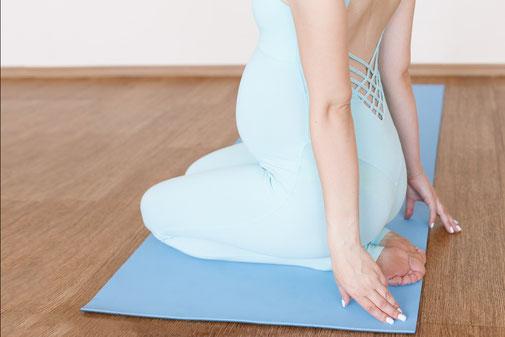 Prenatal Yoga Schwangerschaftsyoga